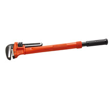 伸缩加力管子钳  TD0500A